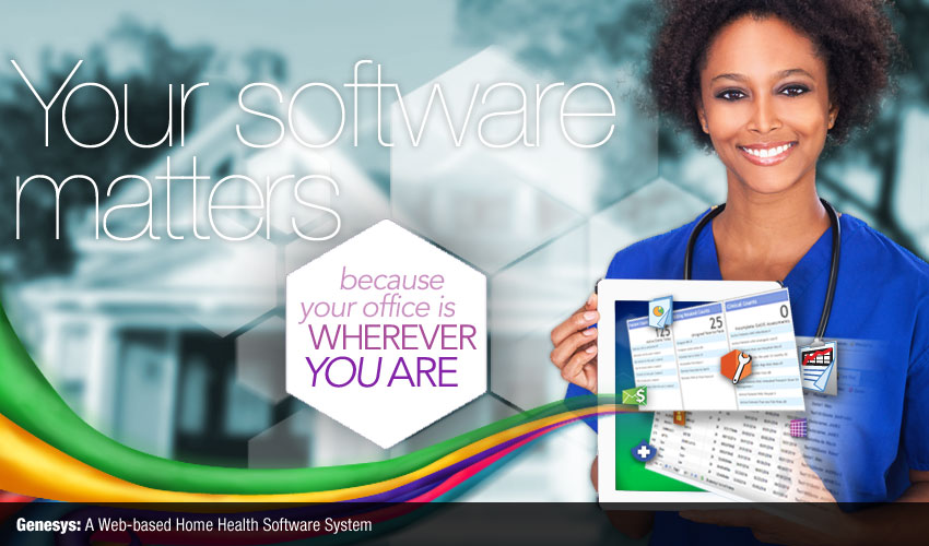 Your software matters - because your office is wherever YOU are.